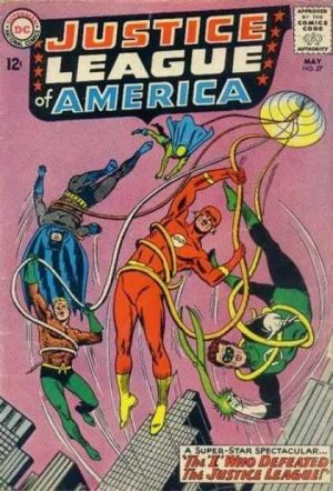 Justice League Of America # 27