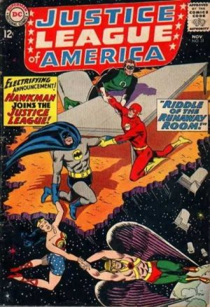 Justice League Of America # 31