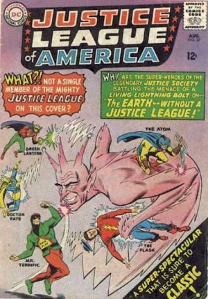 Justice League Of America # 37