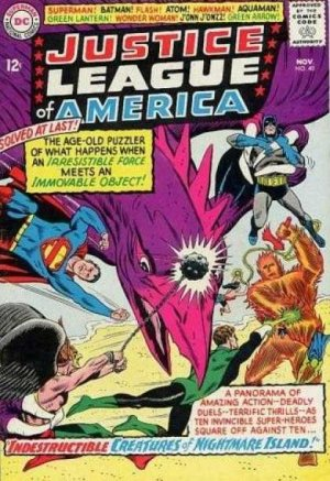 Justice League Of America # 40