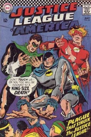 Justice League Of America # 44