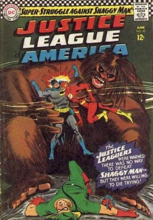 Justice League Of America # 45
