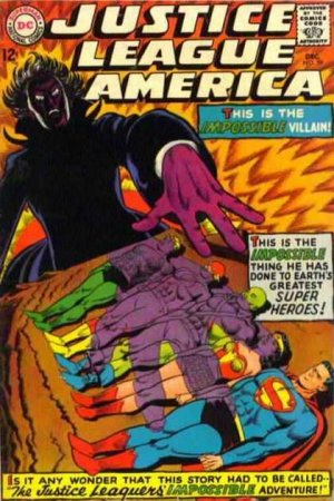 Justice League Of America # 59