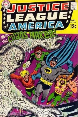 Justice League Of America 68 - Neverwas...The Chaos-Maker!