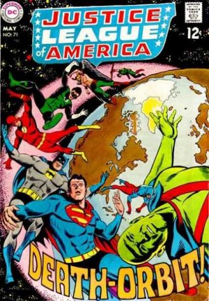 Justice League Of America # 71