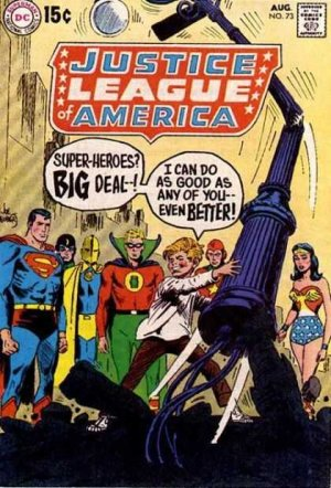 Justice League Of America # 73