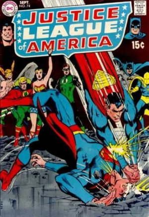 Justice League Of America # 74