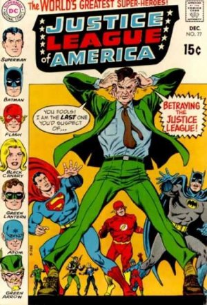 Justice League Of America # 77