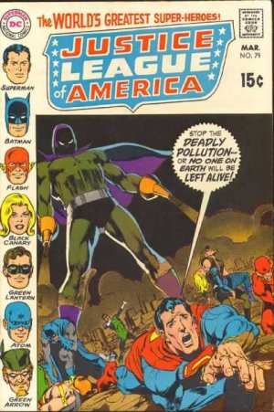 Justice League Of America # 79