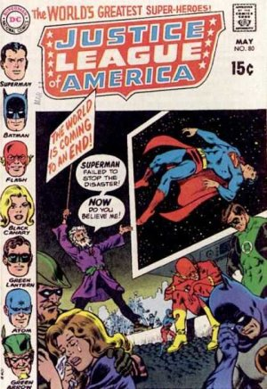 Justice League Of America # 80
