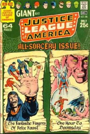 Justice League Of America # 85