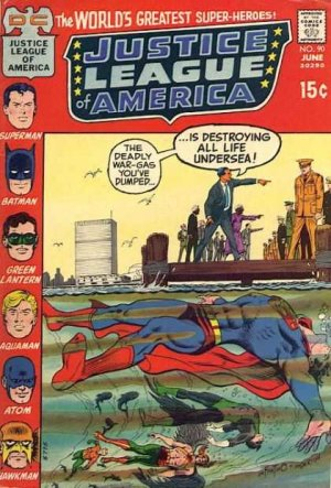 Justice League Of America # 90
