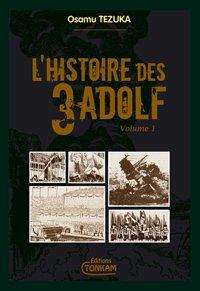 L'Histoire des 3 Adolf édition De Luxe