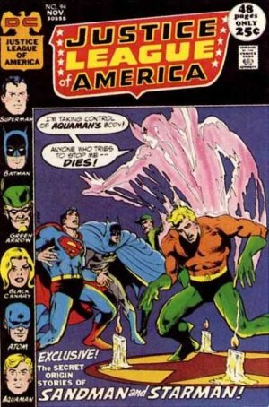 Justice League Of America # 94