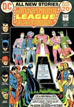 Justice League Of America # 100