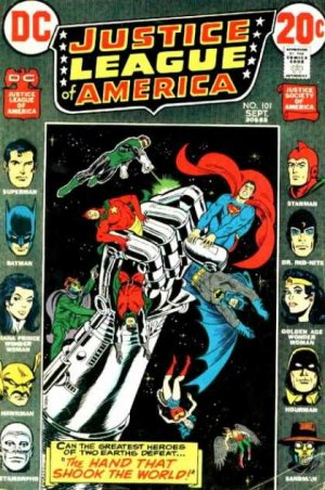 Justice League Of America # 101