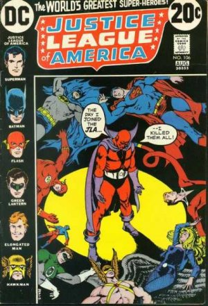 Justice League Of America # 106