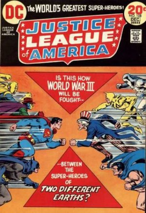Justice League Of America # 108