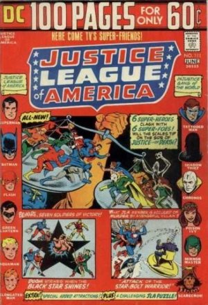 Justice League Of America # 111