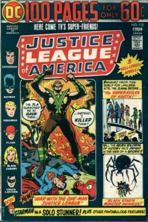 Justice League Of America # 112