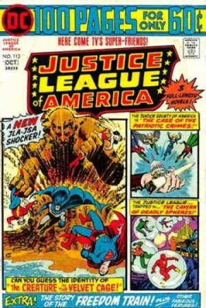 Justice League Of America # 113