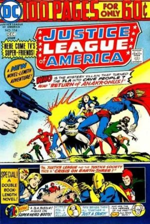 Justice League Of America # 114