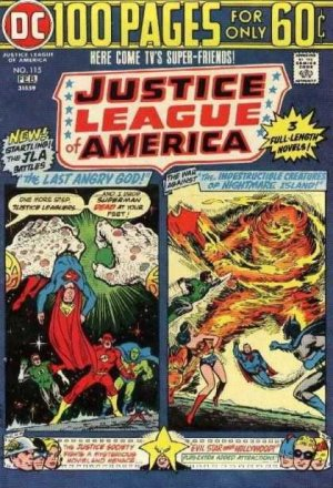 Justice League Of America # 115