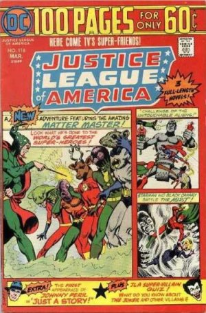 Justice League Of America # 116