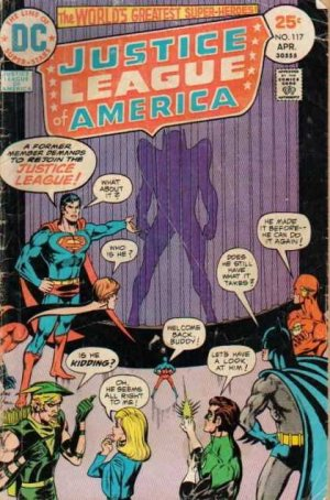 Justice League Of America # 117