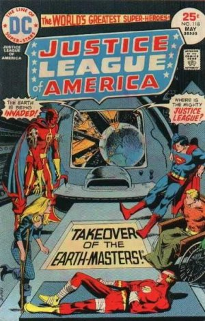 Justice League Of America # 118