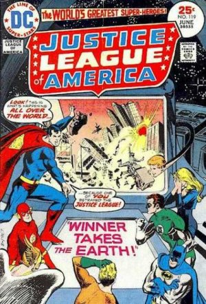 Justice League Of America # 119