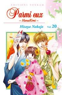 couverture, jaquette Parmi Eux  - Hanakimi 20  (Tonkam) Manga
