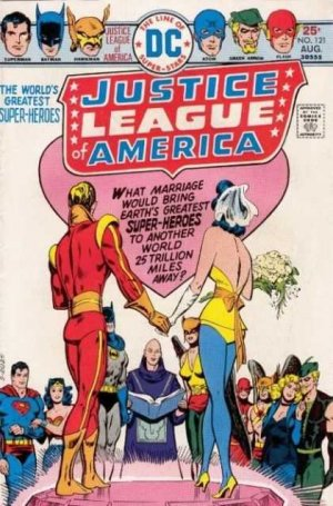 Justice League Of America # 121