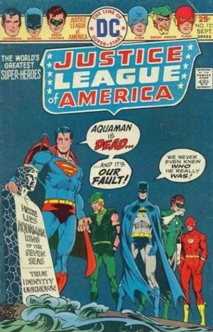 Justice League Of America # 122