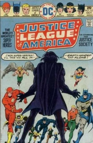 Justice League Of America # 123