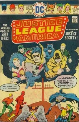 Justice League Of America # 124