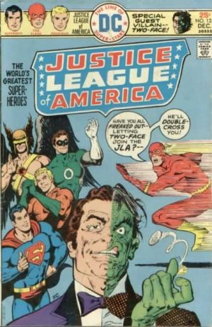 Justice League Of America # 125