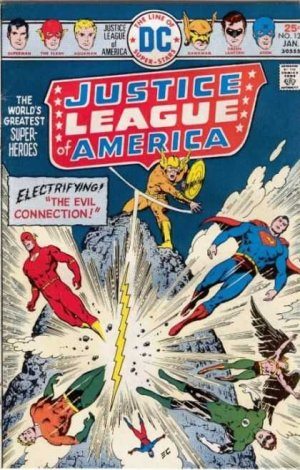Justice League Of America # 126