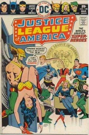 Justice League Of America # 128
