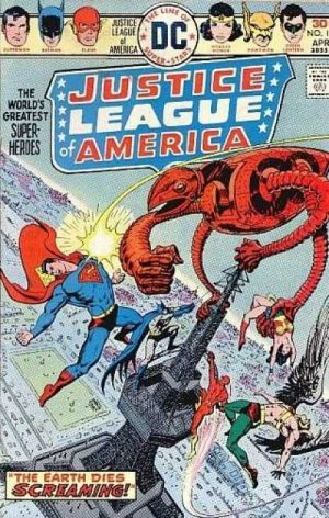 Justice League Of America # 129