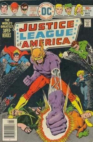 Justice League Of America # 130
