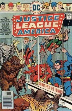 Justice League Of America # 131