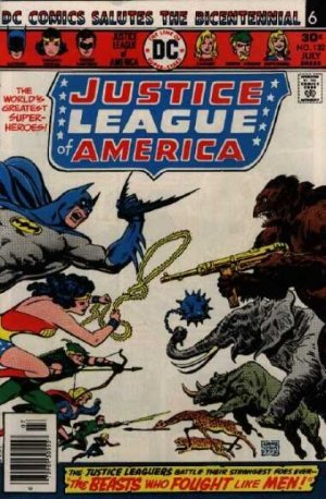 Justice League Of America # 132