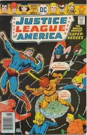 Justice League Of America # 133