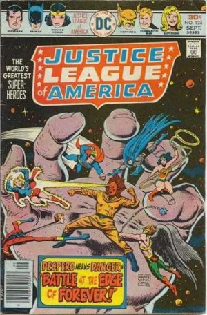 Justice League Of America # 134