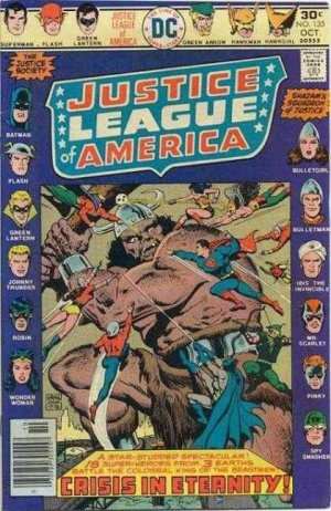 Justice League Of America # 135