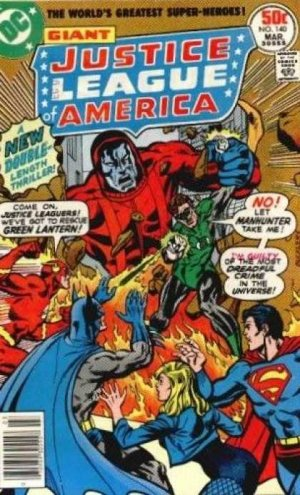 Justice League Of America # 140
