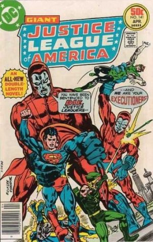 Justice League Of America # 141