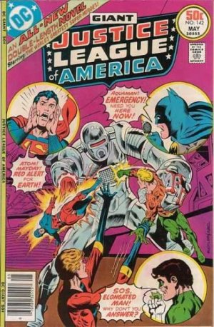 Justice League Of America # 142