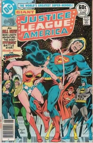 Justice League Of America # 143